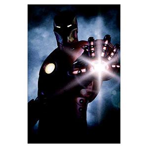 Iron Man. Размер: 30 х 45 см